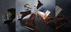 Концерт-представяне на 5 пиана: Щайн, Валтер, Граф, Плейел, Боасело @ Софийска градска художествена галерия